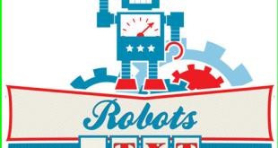 ملف روبوت Robots txt