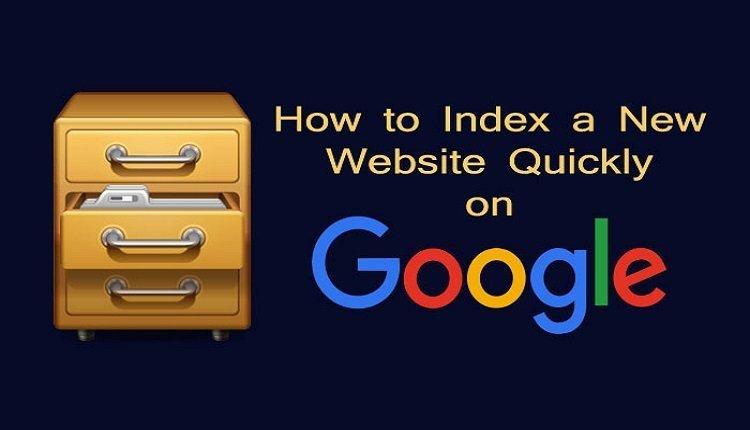 أرشفة المواقع بسرعة في جوجل