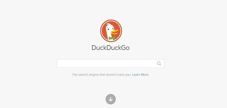 محرك البحث داكدكوغو
