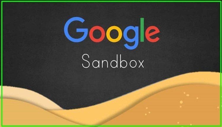 جوجل ساندبوكس